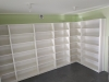 Торговая мебель- стеллажи в книжный магазин