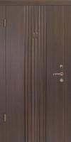 Входная дверь Портала Лайн 2 орех темный