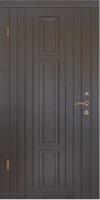 Входная дверь Портала Нью Йорк цвет венге