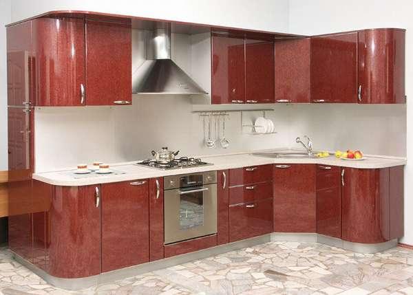 Классные кухни делают в Киеве