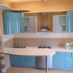 Фото крашеные кухни