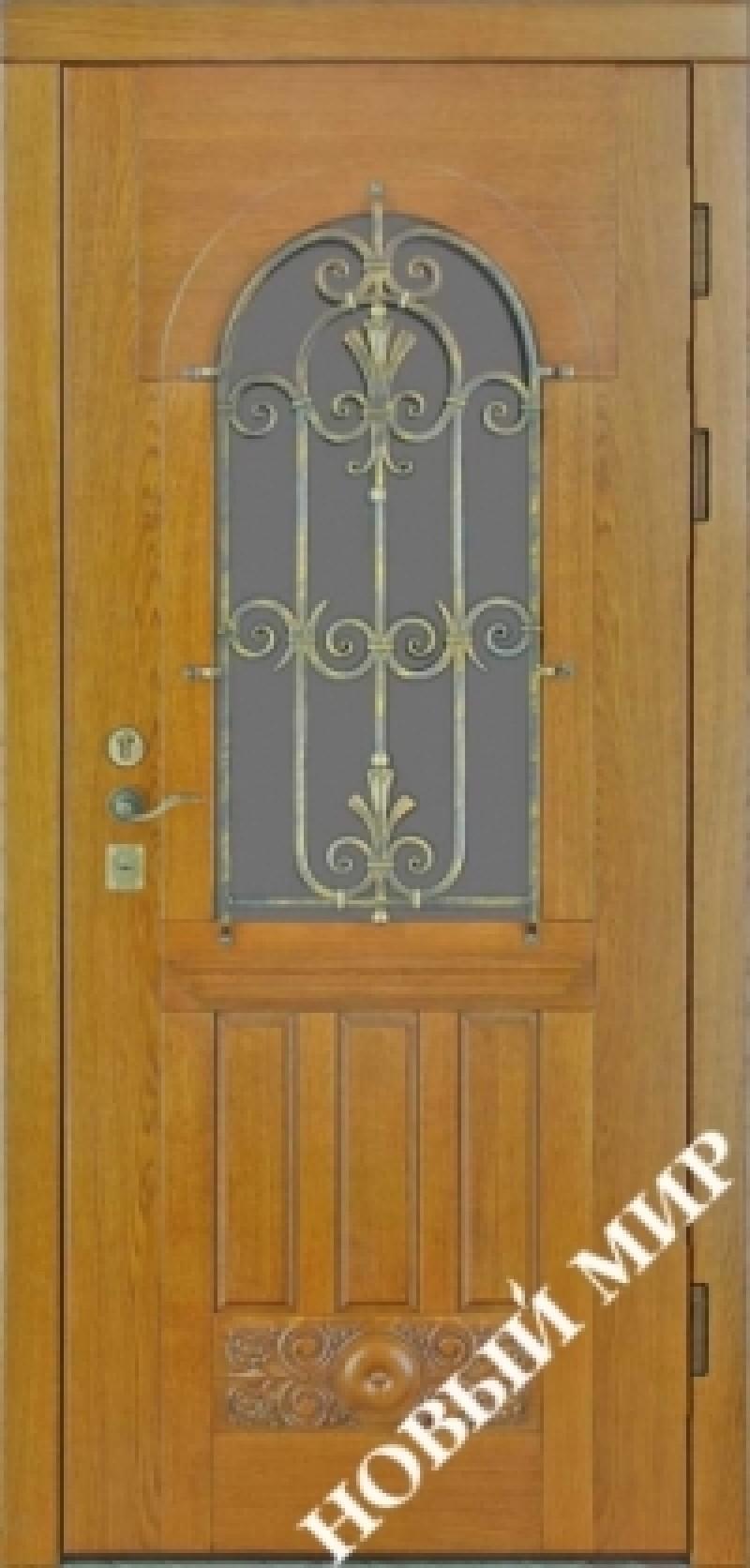 входные металлические двери новинки
