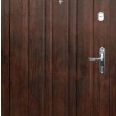 дверь металлическая в нежилое помещение