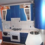 Кухни крашеное МДФ