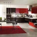 Кухни в Алюмин. профиле