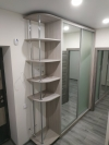 Шкафы купе в прихожую и в гостинную Новострой