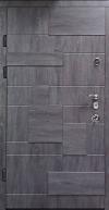Входные двери MAGDA 601 дуб шато