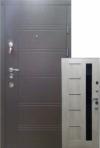 Входные двери MAGDA 140/605 венге горизонт темный