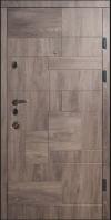 Входные двери MAGDA 601 дуб шато тип 3