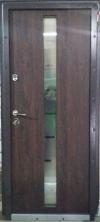 Входная дверь Браун-Гласс