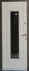 Входные двери Готика с ковкой улица  серия VIP+